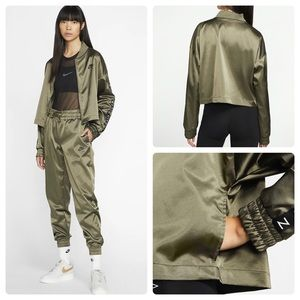 Nike Air Track Satin Jacket